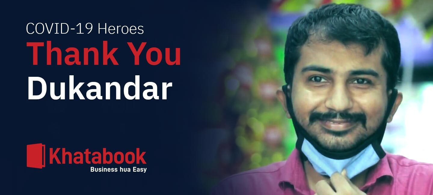"""""""Thank You Dukandar,"""" Our tribute to small local businesses serving the nation during COVID"""
