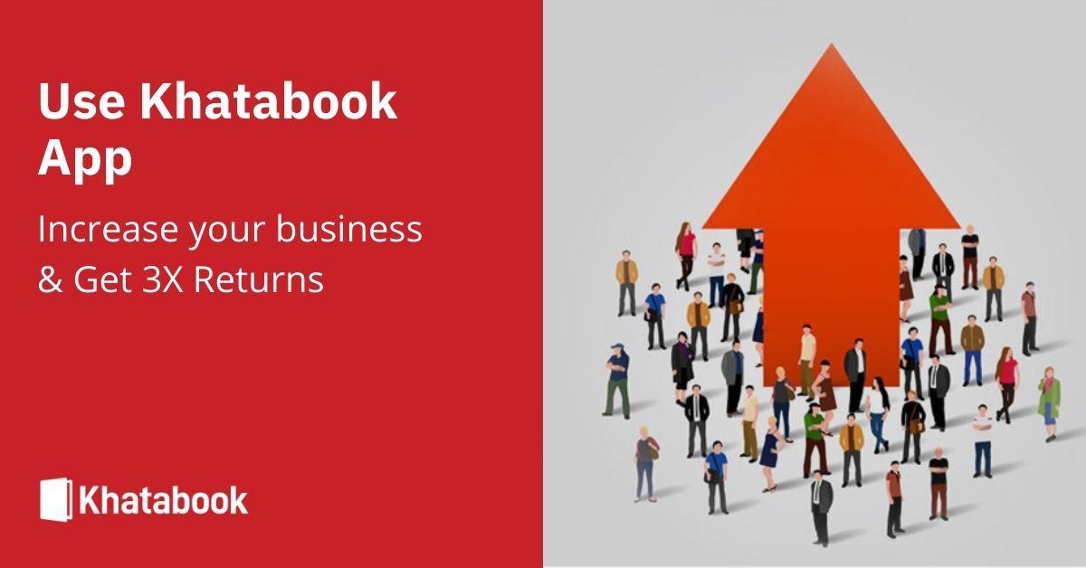 Khatabook App for Better Business
