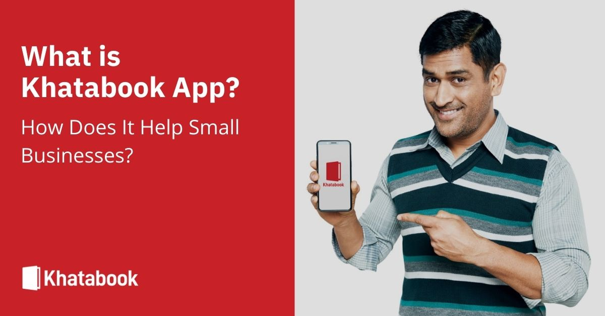What is Khatabook App