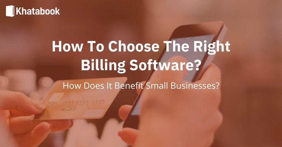 Online Billing Software - Khatabook