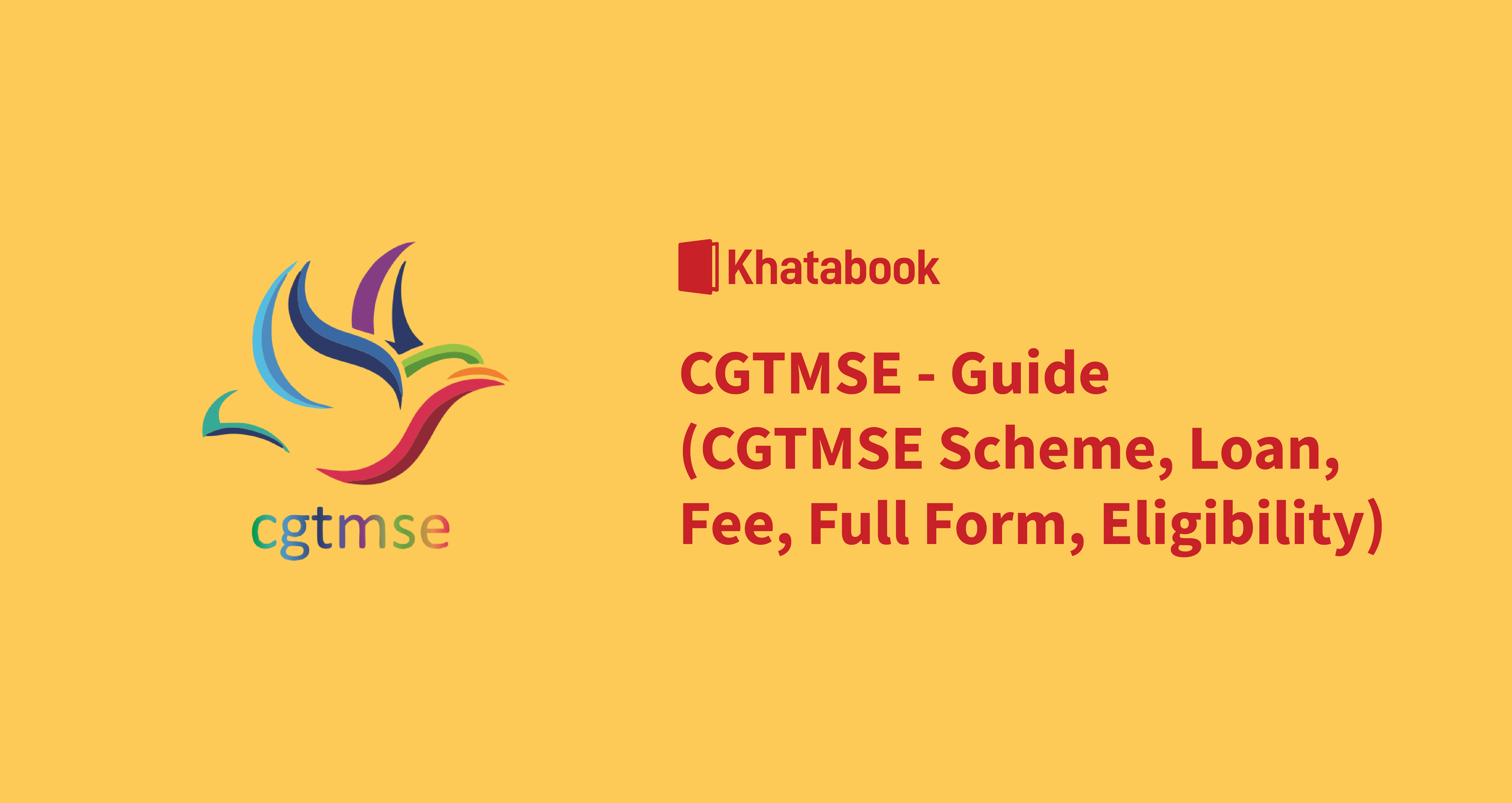 A Beginners Guide to CGTMSE