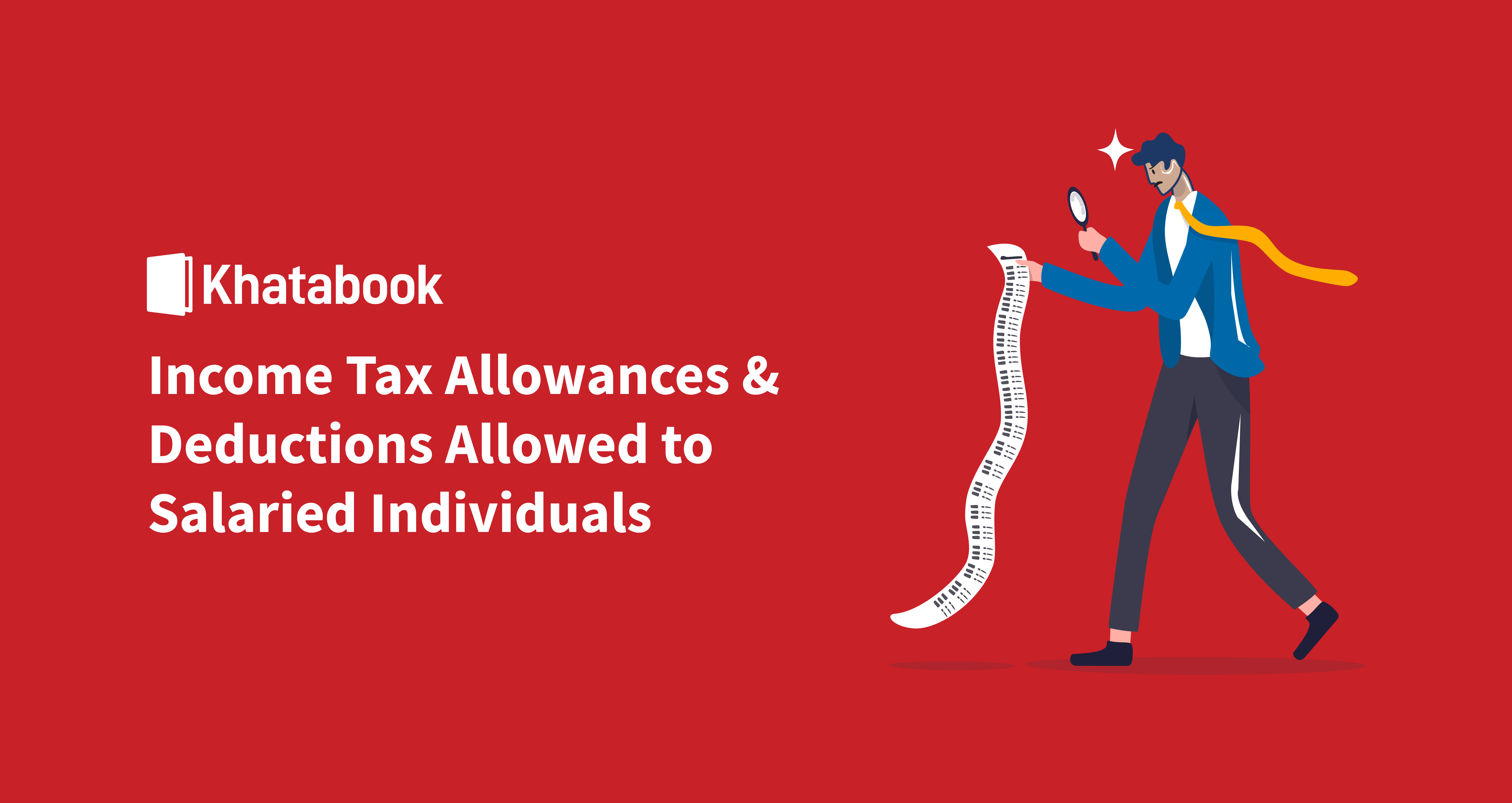 Understanding Income Tax Allowances and Allowed Deductions for Salaried Individuals