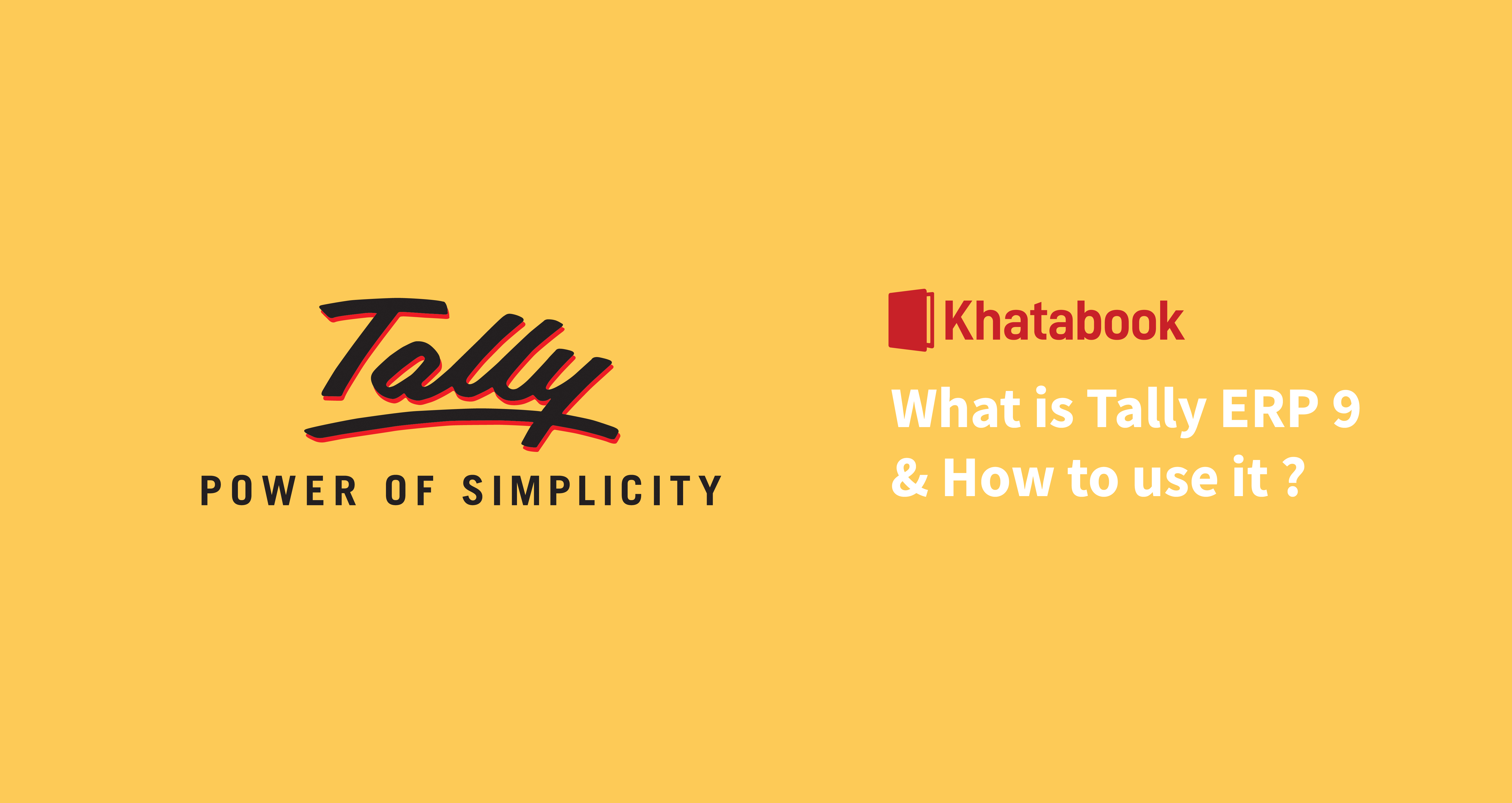 Tally ERP 9: What Is It and How Can I Use It?